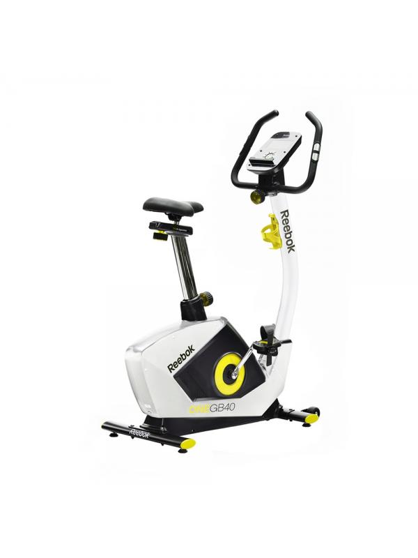 GB40 One Exercise Bike RVON-10101(White/Yellow)